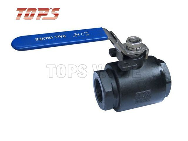 High Pressure Threaded End Ball Valve