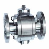 3PC High Pressure Forged Steel Trunnion Ball Valve